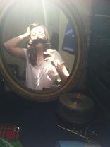 Moustache Mirror