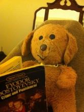 Furey enjoys a good read